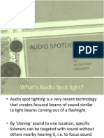 Audio Ppt