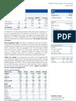 Aurobindo Pharma Result Updated