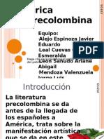 Lirica Precolombina
