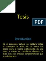 7. Tesis