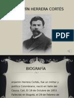 Benjamín Herrera Cortés