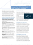 SAP and VMware Solution Brief Q3 2009