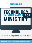 Tech in Family Ministry eBook