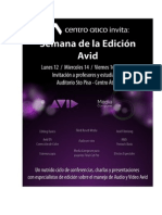Invitacion Completa Semana Avid Version Marzo 6 FINAL (1)