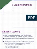 Statisical Learning Methods