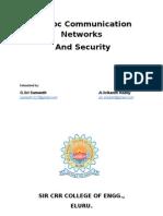 1 Adhoc Network Security