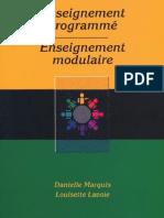 Enseignement Programme-Enseignement Modulaire com