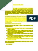 Modificacion Al Proceso Convencional de Lodos Activados