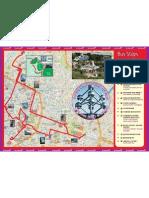 Bruxelles Bus Tour Map