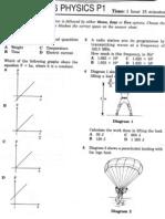 Spm 4531 2006 Physics p1 Berjawapan