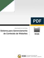 W3BOX W3CMS Gerenciamento de Conteudo de Websites