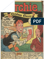 Archie - A Vintage Story From Pep Comics Feb 1944 Issue
