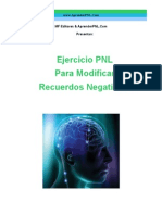 Ejercicio PNL Para Modificar Recuerdos Negativos-AprenderPNL