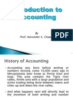 Finanicial Accounting