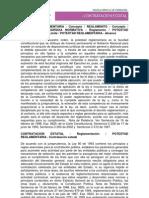 SENTENCIA SOBRE DECRETO 2170