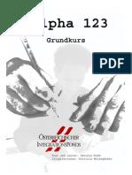 Alpha 123 Grundkurs