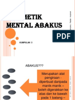 Aritmetik Mental Abakus
