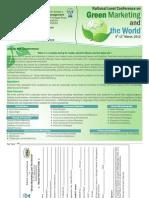 Green Marketing Invite