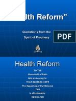 Health Reform FREE Program