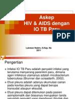 Askep HIV & AIDS Dengan IO TB Paru