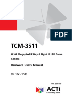 TCM3511 Guide