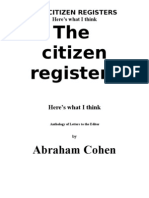 The Citizen Registers
