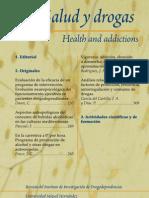 Revista Salud y Drogas v7n2