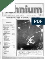 Tehnium 07 1984
