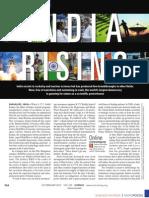 India Rising Science