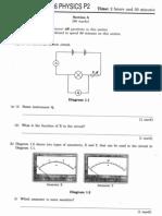 Spm 4531 2006 Physics p2 Berjawapan