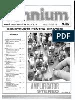 Tehnium 09 1985