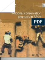 Traditional Conservation Practices in Africa