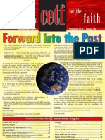 Contending Earnestly for the Faith - December 2011