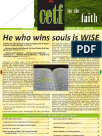 Contending Earnestly for the Faith - March 2012
