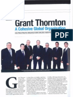 Gold Magazine Article - Grant Thornton