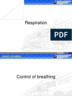 Sistem Pernafasan (Respiration System)