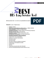 BB5 Easy Service Tool User Manual en Rev2