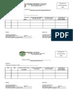 Prc Case Form Cmo 14