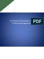 ITIL-V3.Ppt 28th Feb2012