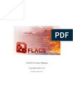 FLACS Manual