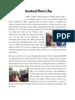 IWD Report