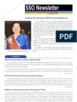 IFSSO Newsletter Jan-Mar 2012