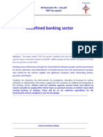 Redefined Banking Sector