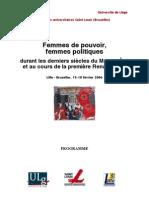 Prog-Femmes de Pouvoir