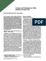 Prostatic Acid Phosphatase