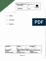 ENF-IN-021 Cuidado del paciente con colostomia