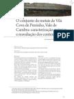 O conjunto de metais de Vila Cova de Perrinho, Vale de Cambra