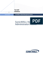 SonicWALL ViewPoint 4.0 Administrators Guide