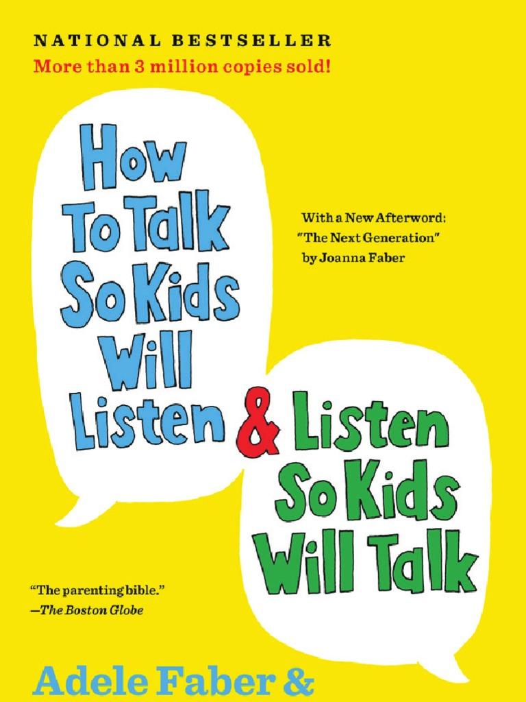 how to talk so kids will listen torrent