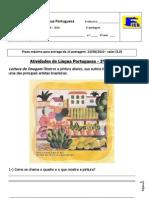 Fundamental 01 3ano Lingua Portuguesa Aula01
